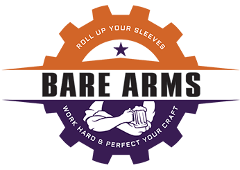 Bare Arms Brewing Logo