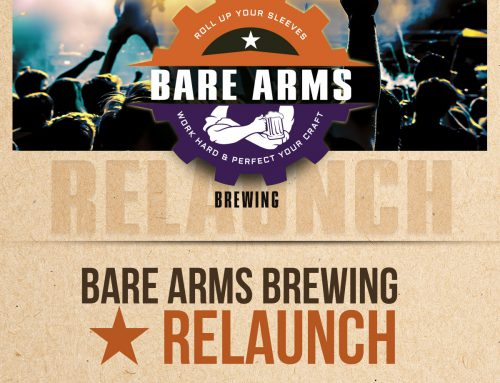 Bare Arms Brewing Relaunch